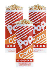 $1 Popcorn Special