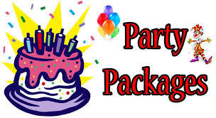 10% Off Party Packages