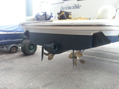 Bow & Stern Thrusters