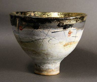 Bowl from Bircham Gallery. Private collection.