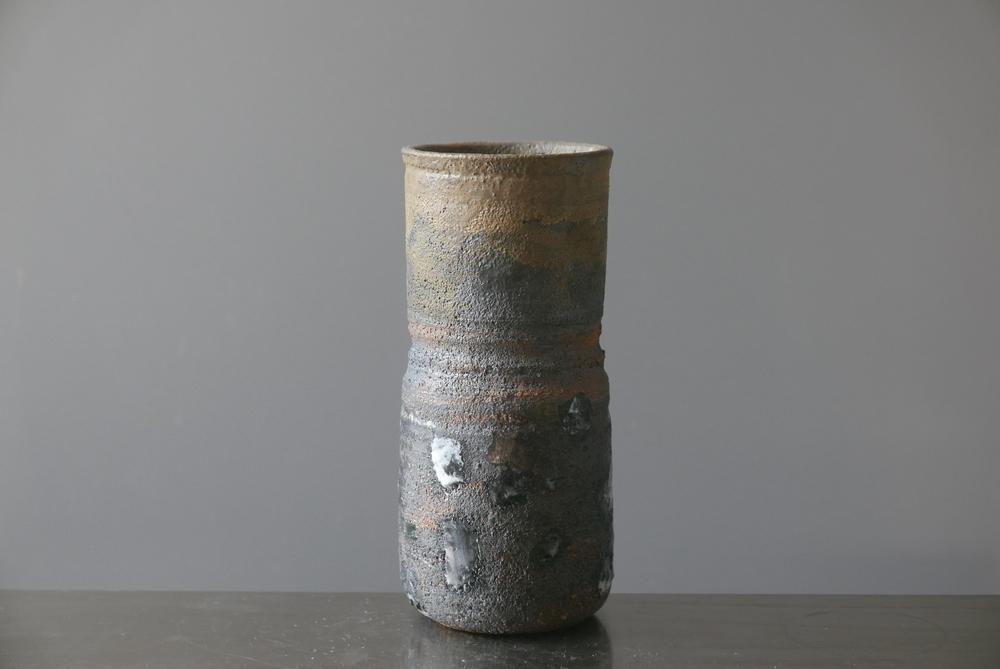 Oval Vase.