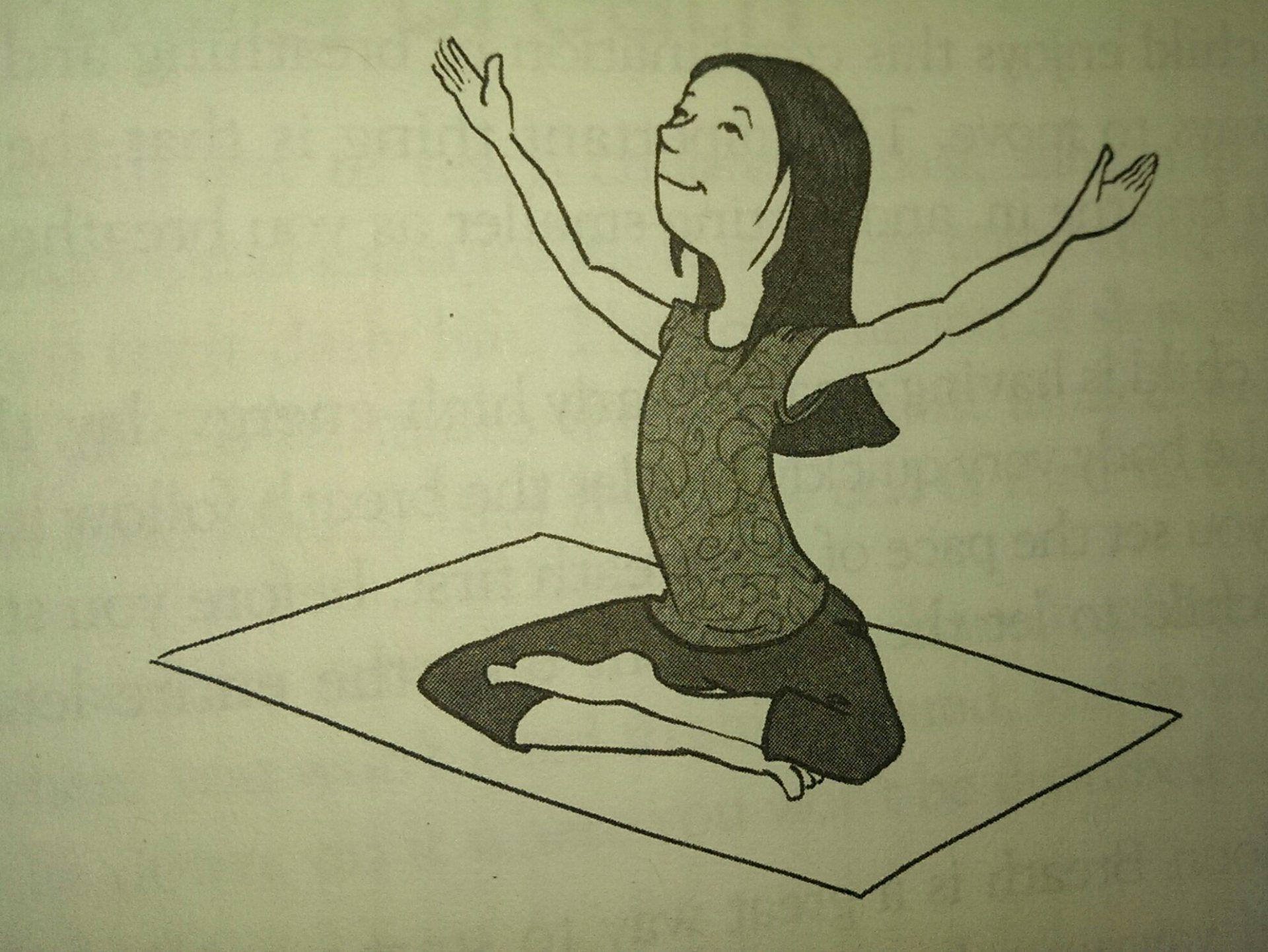 Yoga For Kids Ballon Breath