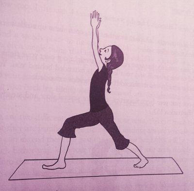 YOGA Strength Warrior Poses for Kids