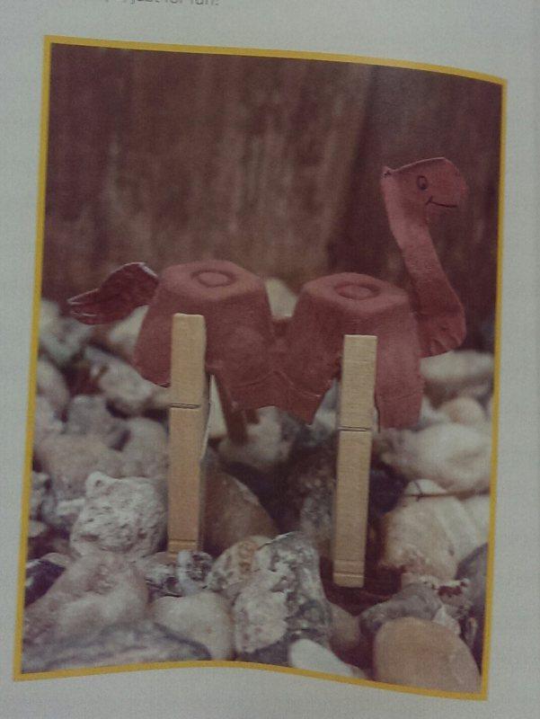 Egg Carton Camel
