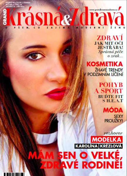 KarolinaKrezlova Karolína Krézlová Karolina Krezlova