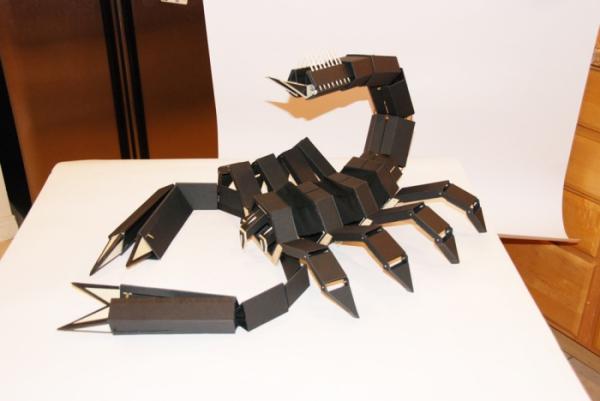 Scorpion Transformer