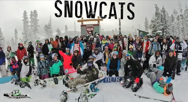 Ohio Snowcats to Keystone 2017-18