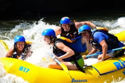 Rafting Trip 2018