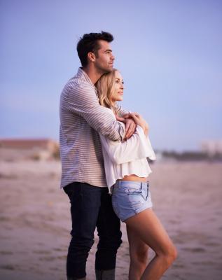 Liam and Cassie