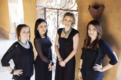 Girls of Salon de Mesilla