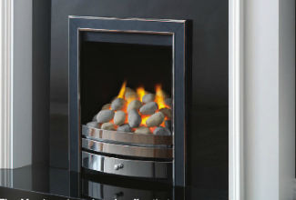Gas Fires Crystal Hearth Products He