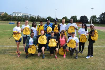 newham athletics coaching