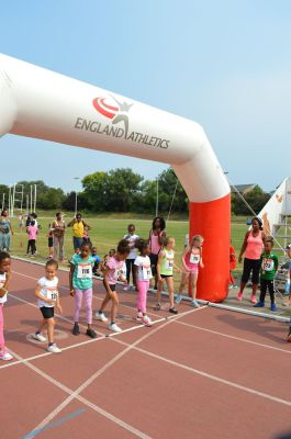 newham athletics children