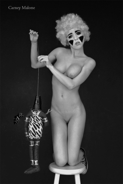 Clown & Marionette