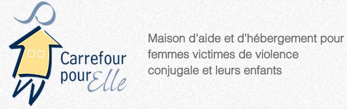 Pour de l'aide au femmes victimes de violence conjugale et leurs enfants