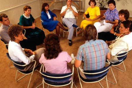 Thérapie en groupe état trouble de dépression majeure