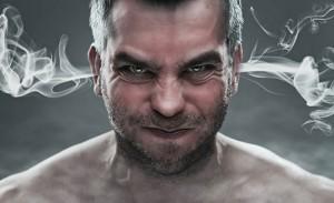 La colère est une émotion tolérable
