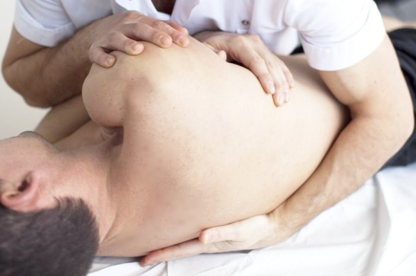 osteopathic back pain treatment