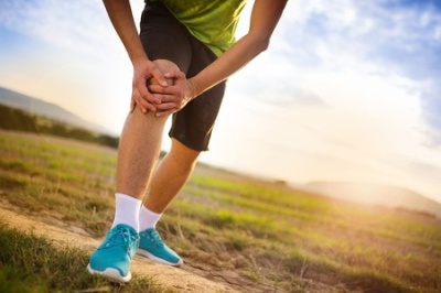 running knee pain injury