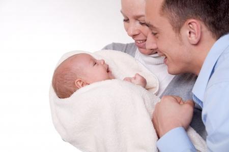 Baby Massage - parent benefits