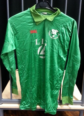1985 Goalkeepers Shirt