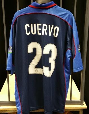 1999 Away Cuervo 23