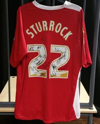 2006 Home Sturrock 26