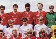 1986-87 Squad