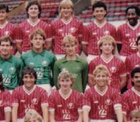 1985-86 Squad