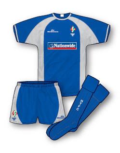 2004 Away Shirt