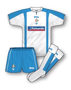 2005 Away Shirt