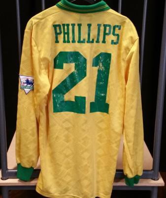 1993 Away Phillips 21