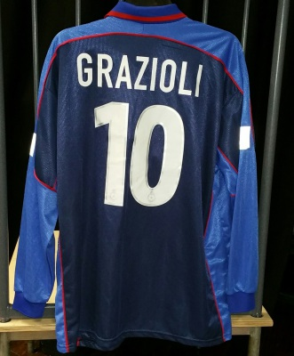 1999 Away Grazioli 10