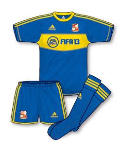 2012 Away Shirt