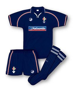 2000 Away Shirt