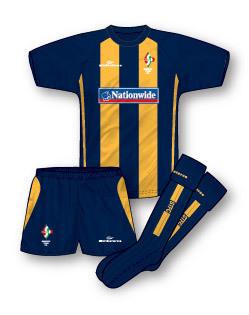 2003 Away Shirt