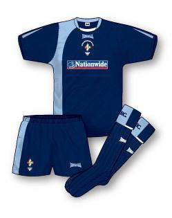 2006 Away Shirt