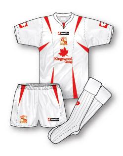 2007 Away Shirt