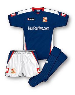 2008 Away Shirt