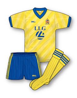 1987 Away Shirt