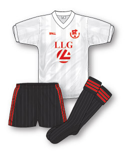 1986 Away Shirt
