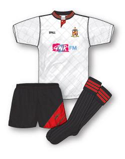 1989 Away Shirt