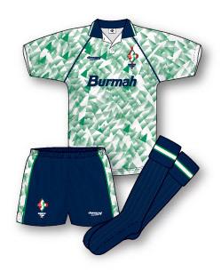 1991 Away Shirt
