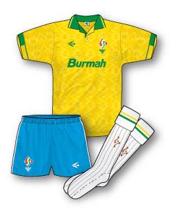 1993 Away Shirt
