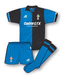 1995 Away Shirt