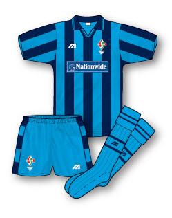 1997 Away Shirt