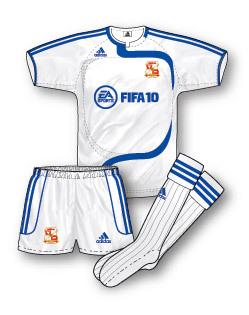 2009 Away Shirt