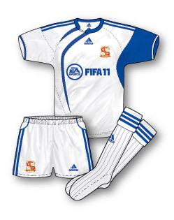 2010 Away Shirt
