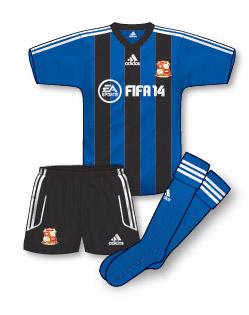 2013 Away Shirt