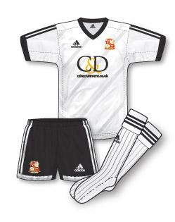 2014 Away Shirt